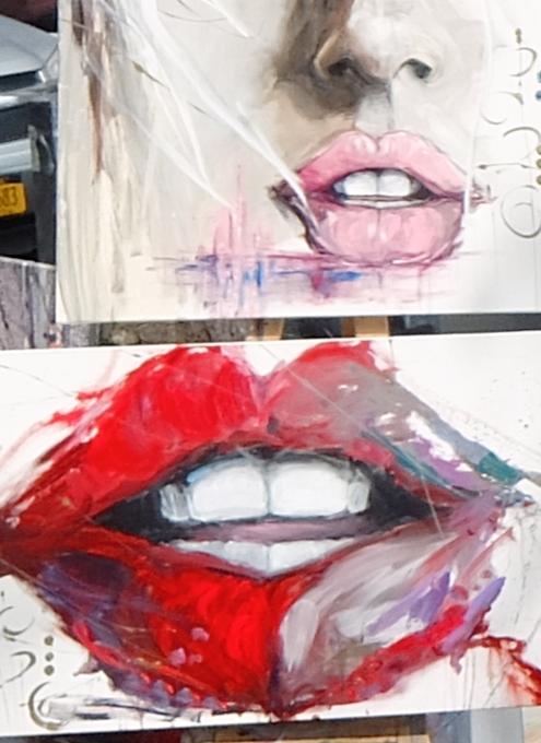 初夏のニューヨーク、SOHOの街角でアート作品を愛でる_b0007805_7532574.jpg