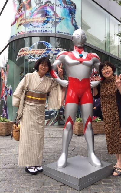 梅雨の東京旅行記2日目♪_c0316026_10344170.jpg