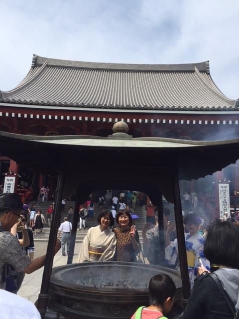 梅雨の東京旅行記2日目♪_c0316026_10402328.jpg
