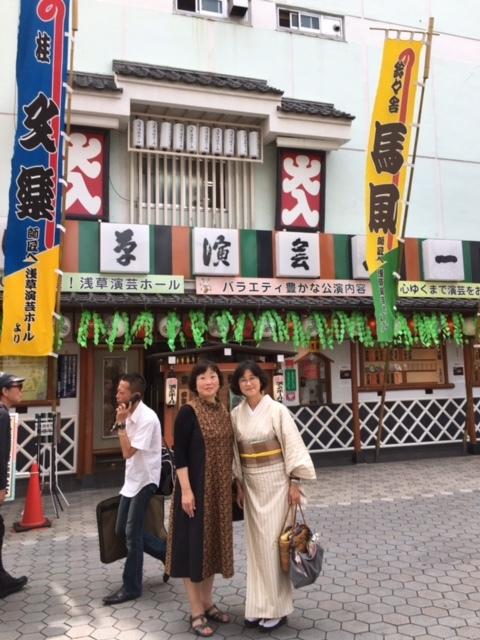 梅雨の東京旅行記2日目♪_c0316026_10422422.jpg