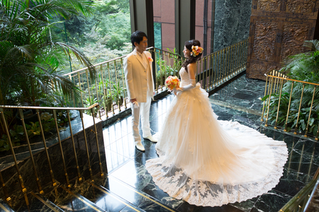 新郎新婦様からのメール 椿山荘の花嫁様より、たくさんのお写真とたくさんの言葉たち_a0042928_11474987.jpg