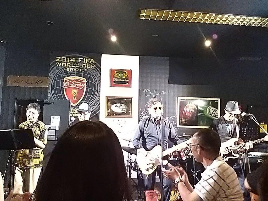 6月19日(日)HAMER\'S LIVE at 相馬FOOD & BAR 101 _b0206845_10304238.jpg