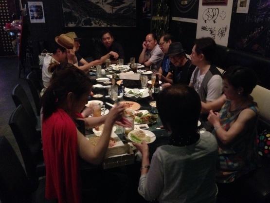 6月19日(日)HAMER\'S LIVE at 相馬FOOD & BAR 101 _b0206845_10310368.jpg