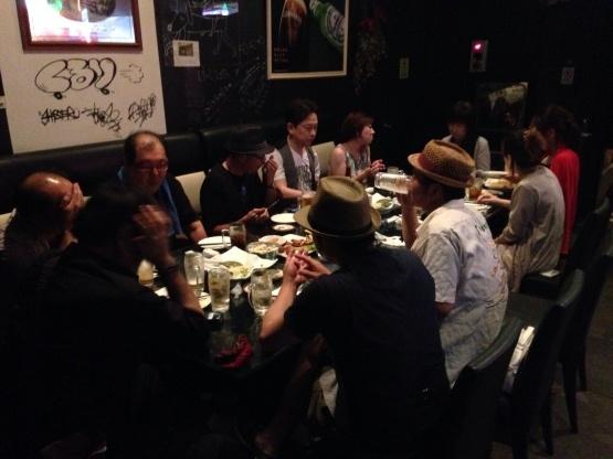 6月19日(日)HAMER\'S LIVE at 相馬FOOD & BAR 101 _b0206845_10311609.jpg