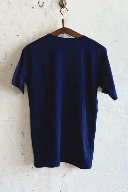 Italian navy boatneck wool t-shirts_f0226051_12051969.jpg