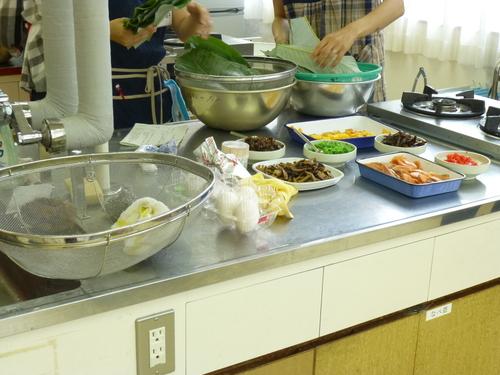 6月の公民館講座「郷土料理」開催しました_c0238069_10224110.jpg