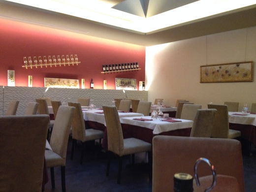 フィレンツェ創業30年の魚介レストラン_a0136671_045115.jpg