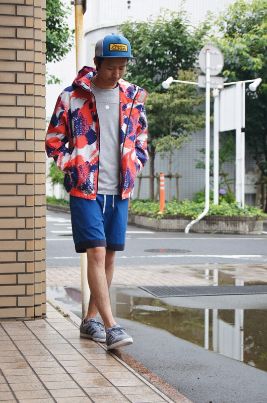 "Rainy day must item ""Mountain Parka\"" design by Mikitype!!_f0020773_1902345.jpg"