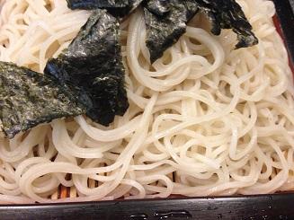 これ食べました。札幌 そば処東屋本店「かに天ざる」_f0362073_343570.jpg