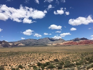 Red Rock Canyon@LasVegas_e0183383_17172167.jpg