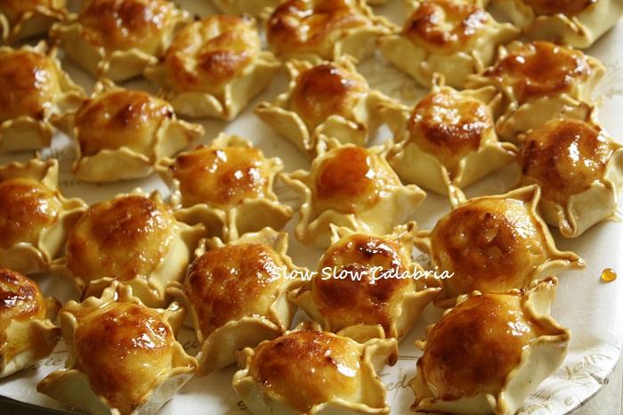 サルデーニャの郷土菓子、パルドゥラス_c0171485_5485758.jpg
