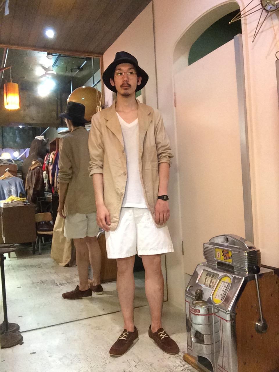 シャツ感覚でどうぞ。(大阪アメ村店)_c0078587_2314215.jpg