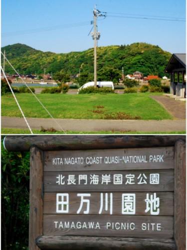 田万川キャンプ(1)_e0050892_22125737.jpg