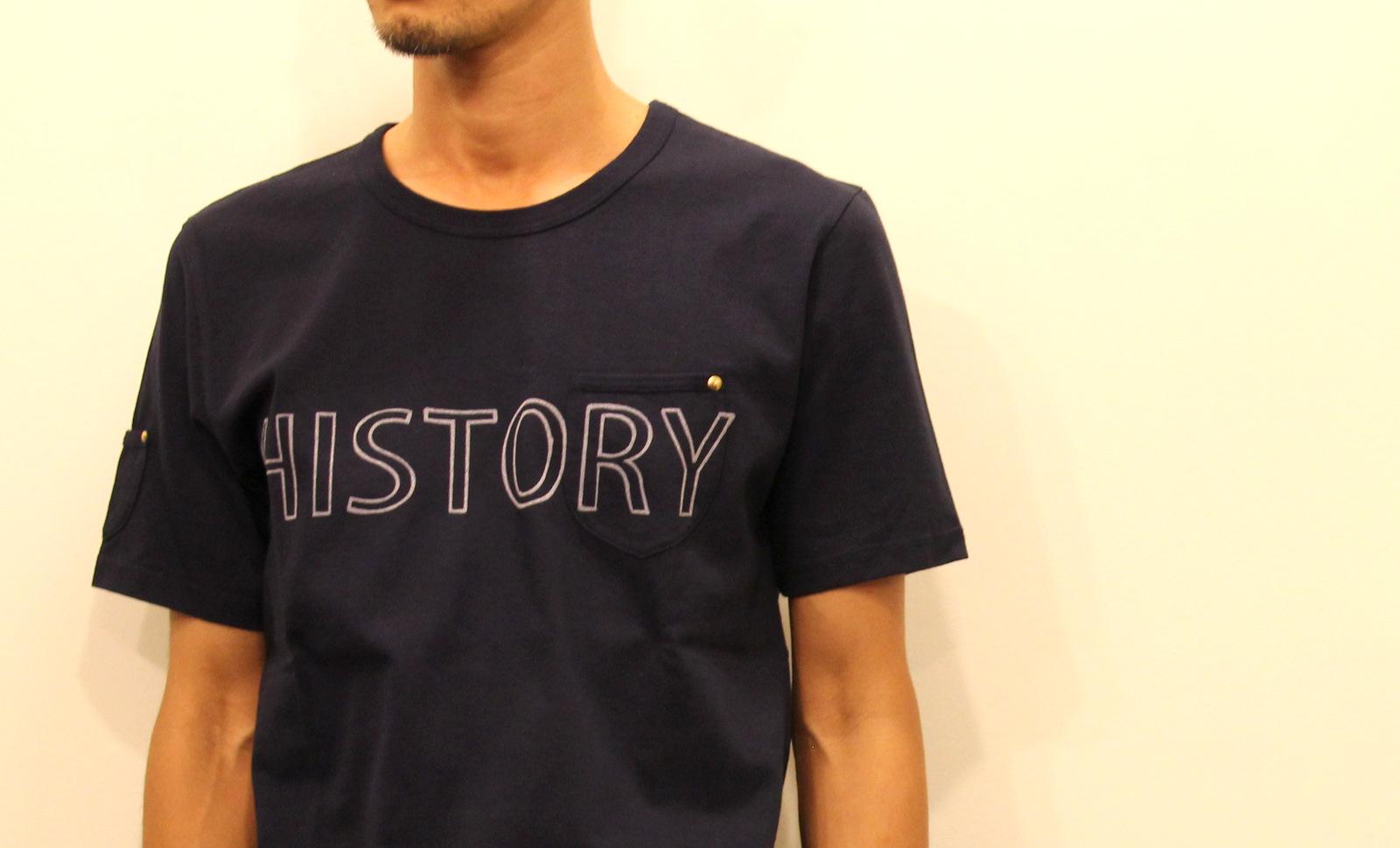 Vintage Tenjiku Logo T-shirt _e0142928_19514883.jpg