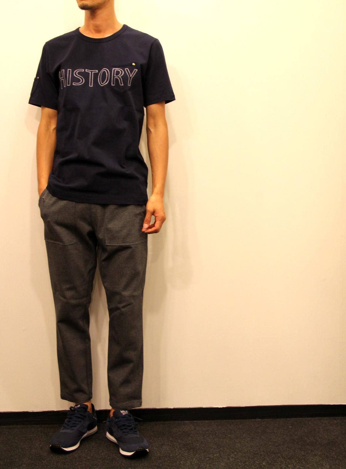 Vintage Tenjiku Logo T-shirt _e0142928_19522617.jpg