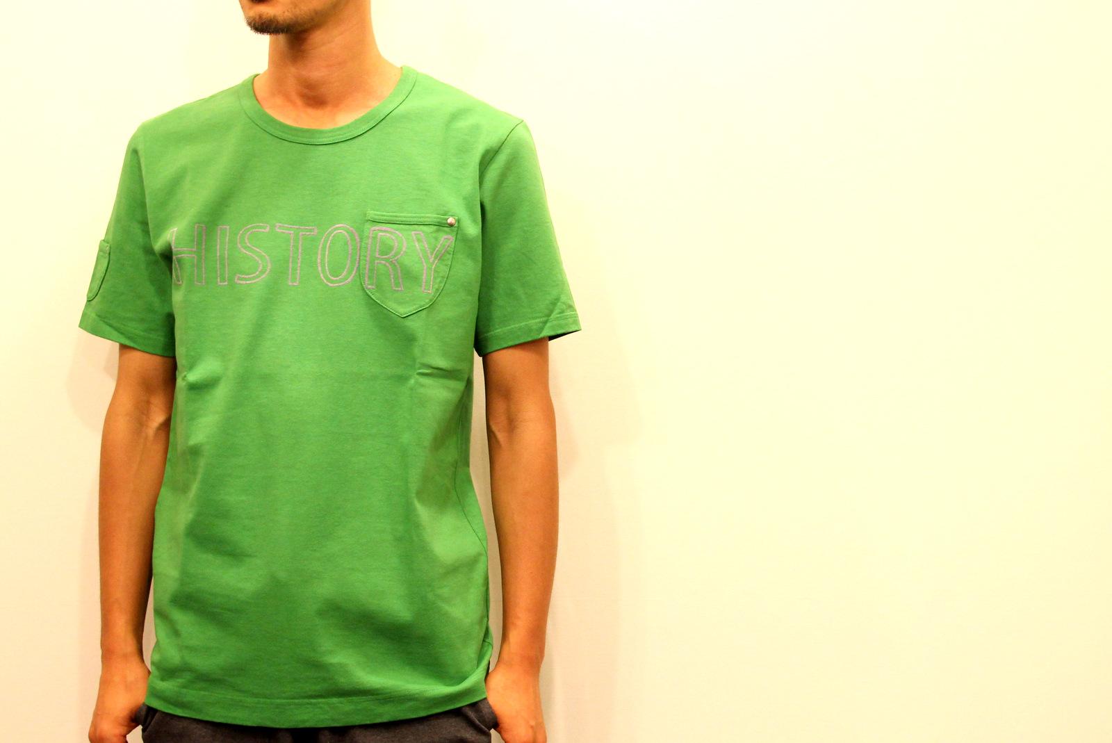 Vintage Tenjiku Logo T-shirt _e0142928_19531190.jpg