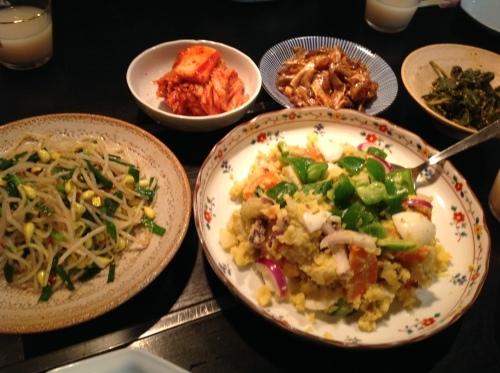 「京都、韓国料理 桃李園」の元気の源_b0153663_17240463.jpeg
