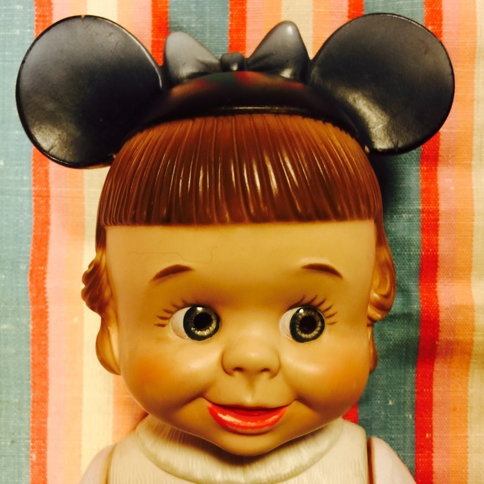 My Name is Minnie‼️    誰かなぁー‼️_d0105967_12333467.jpeg