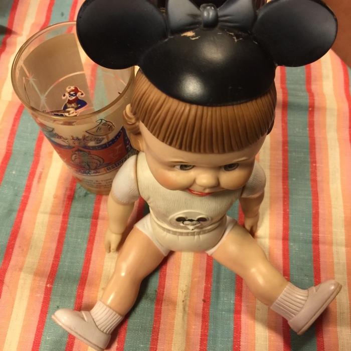 My Name is Minnie‼️    誰かなぁー‼️_d0105967_12372286.jpeg
