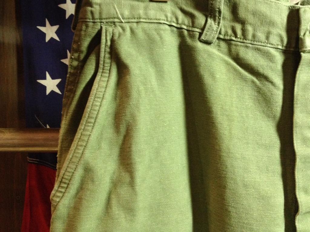 神戸店6/25(土)ヴィンテージ入荷!#3 30\'s U.S.M.C.  Metal Button Chino Trousers!!!(T.W.神戸店)_c0078587_21414440.jpg