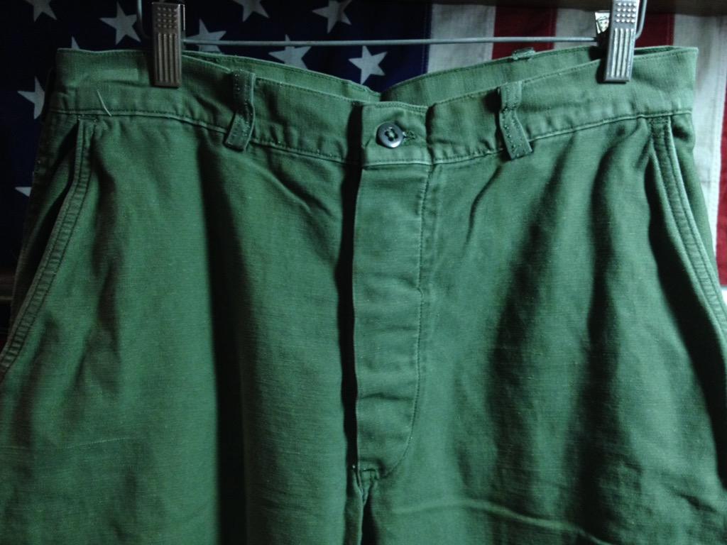 神戸店6/25(土)ヴィンテージ入荷!#3 30\'s U.S.M.C.  Metal Button Chino Trousers!!!(T.W.神戸店)_c0078587_2141927.jpg