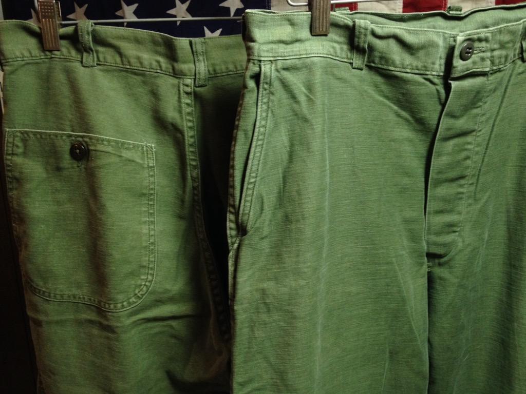 神戸店6/25(土)ヴィンテージ入荷!#3 30\'s U.S.M.C.  Metal Button Chino Trousers!!!(T.W.神戸店)_c0078587_21444877.jpg