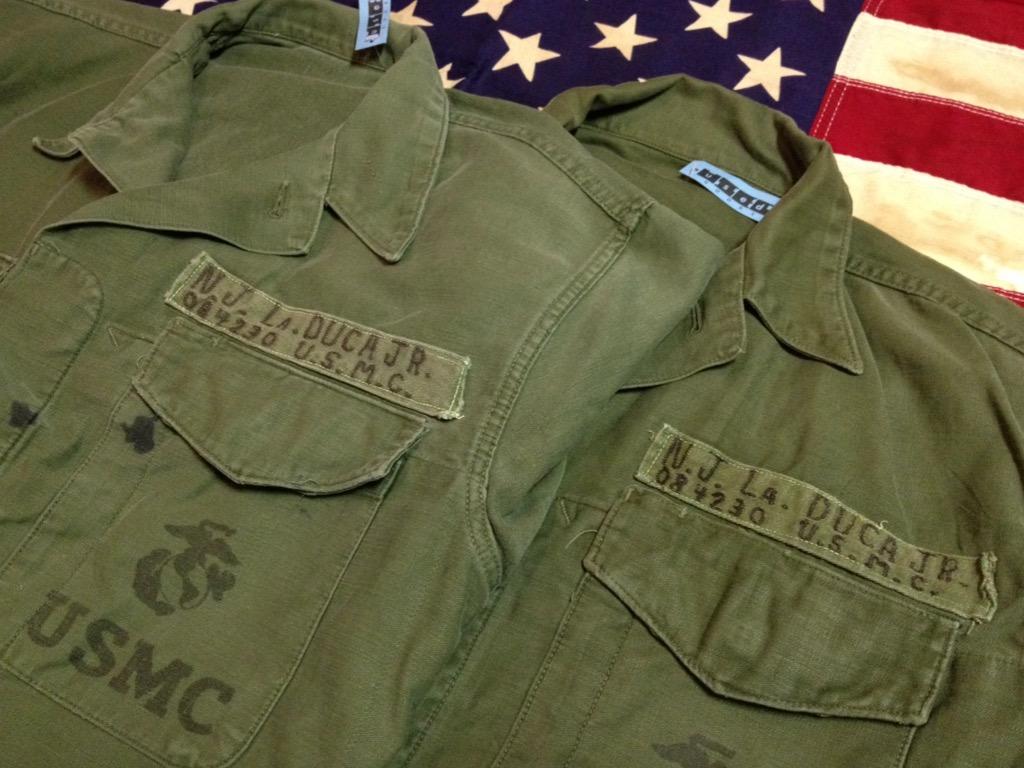 神戸店6/25(土)ヴィンテージ入荷!#3 30\'s U.S.M.C.  Metal Button Chino Trousers!!!(T.W.神戸店)_c0078587_21451084.jpg