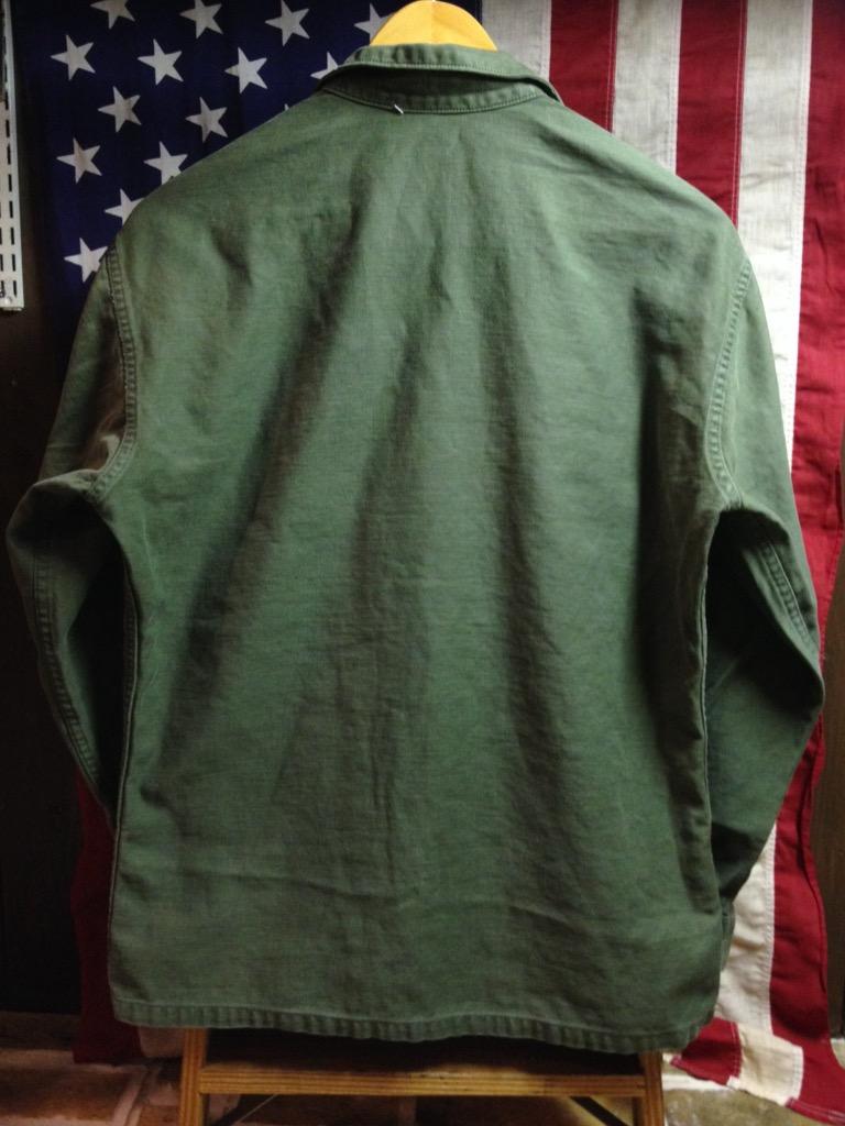 神戸店6/25(土)ヴィンテージ入荷!#3 30\'s U.S.M.C.  Metal Button Chino Trousers!!!(T.W.神戸店)_c0078587_21455612.jpg