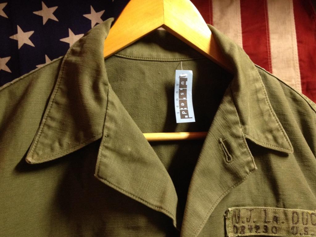 神戸店6/25(土)ヴィンテージ入荷!#3 30\'s U.S.M.C.  Metal Button Chino Trousers!!!(T.W.神戸店)_c0078587_21465165.jpg