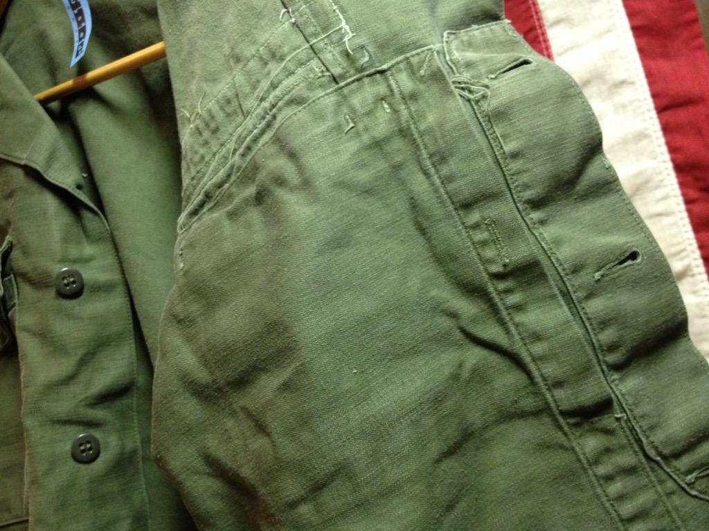 神戸店6/25(土)ヴィンテージ入荷!#3 30\'s U.S.M.C.  Metal Button Chino Trousers!!!(T.W.神戸店)_c0078587_2148483.jpg