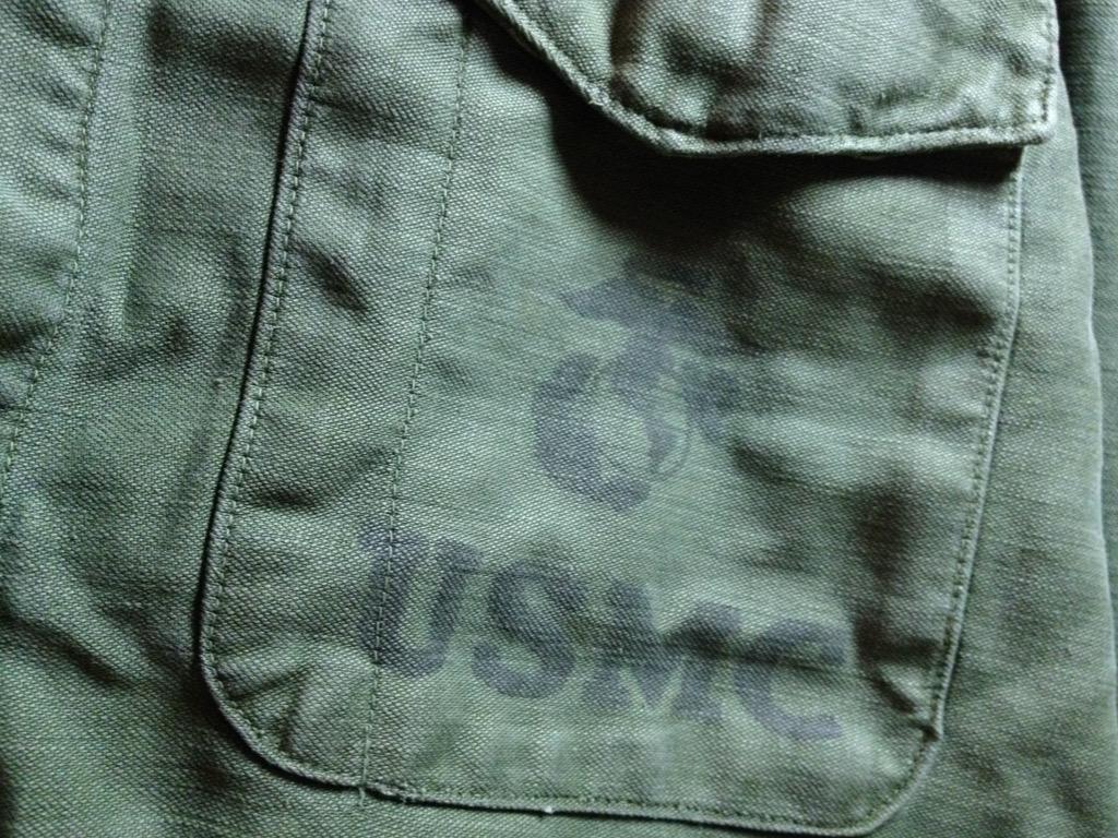 神戸店6/25(土)ヴィンテージ入荷!#3 30\'s U.S.M.C.  Metal Button Chino Trousers!!!(T.W.神戸店)_c0078587_2149361.jpg