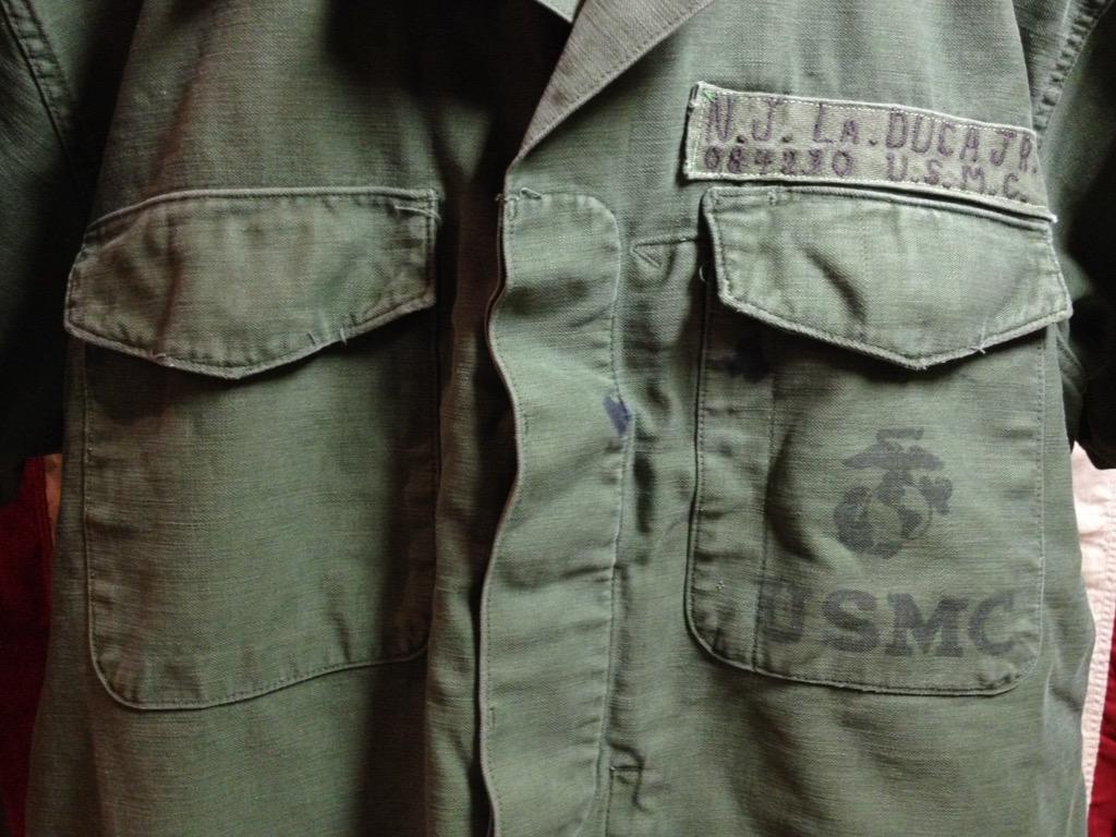 神戸店6/25(土)ヴィンテージ入荷!#3 30\'s U.S.M.C.  Metal Button Chino Trousers!!!(T.W.神戸店)_c0078587_21494921.jpg
