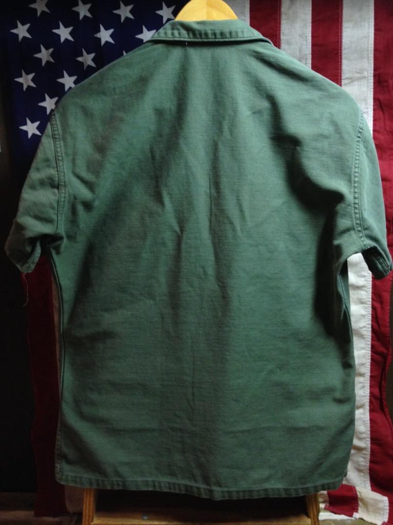 神戸店6/25(土)ヴィンテージ入荷!#3 30\'s U.S.M.C.  Metal Button Chino Trousers!!!(T.W.神戸店)_c0078587_21502144.jpg