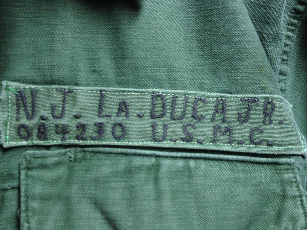 神戸店6/25(土)ヴィンテージ入荷!#3 30\'s U.S.M.C.  Metal Button Chino Trousers!!!(T.W.神戸店)_c0078587_21504187.jpg