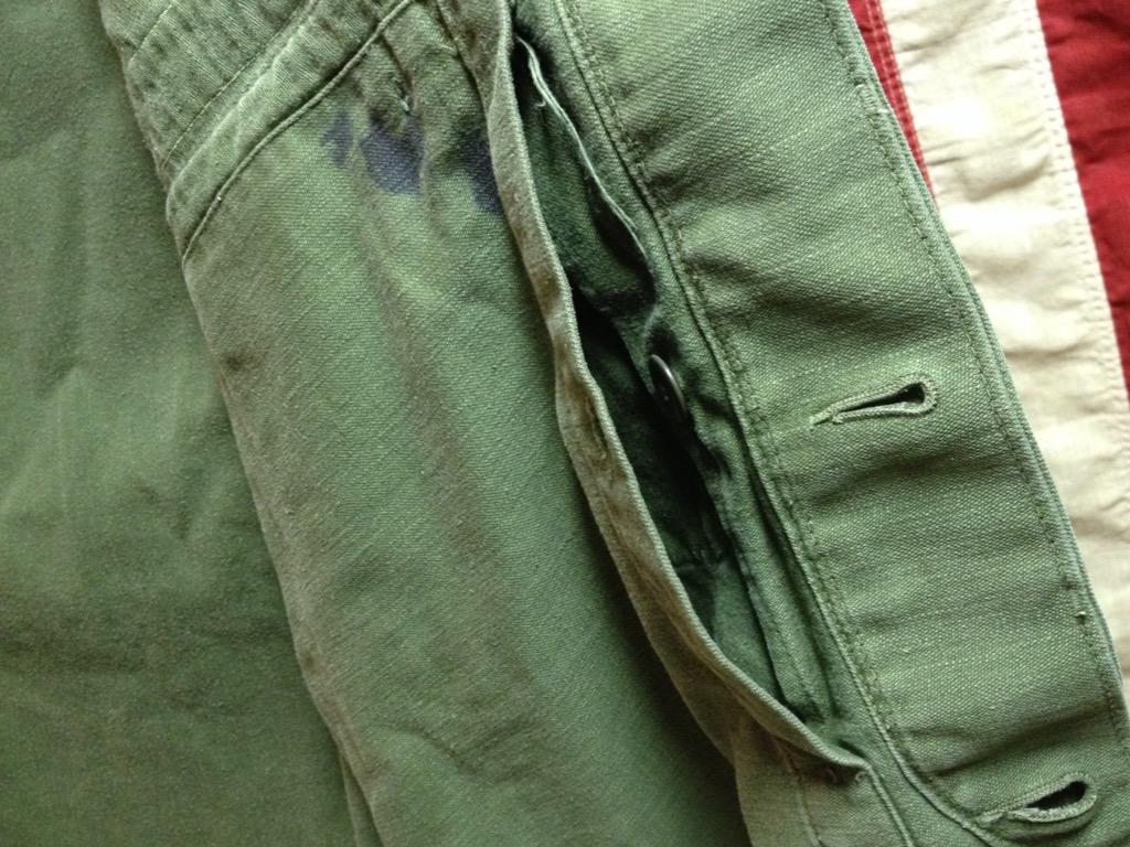 神戸店6/25(土)ヴィンテージ入荷!#3 30\'s U.S.M.C.  Metal Button Chino Trousers!!!(T.W.神戸店)_c0078587_2151217.jpg