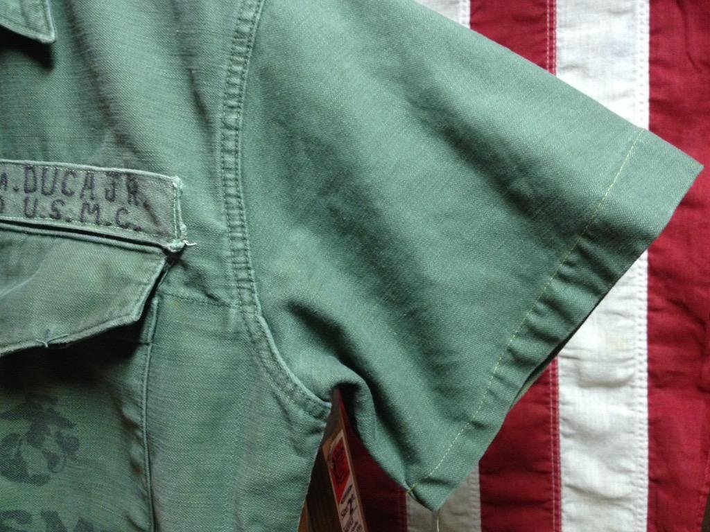 神戸店6/25(土)ヴィンテージ入荷!#3 30\'s U.S.M.C.  Metal Button Chino Trousers!!!(T.W.神戸店)_c0078587_21514191.jpg