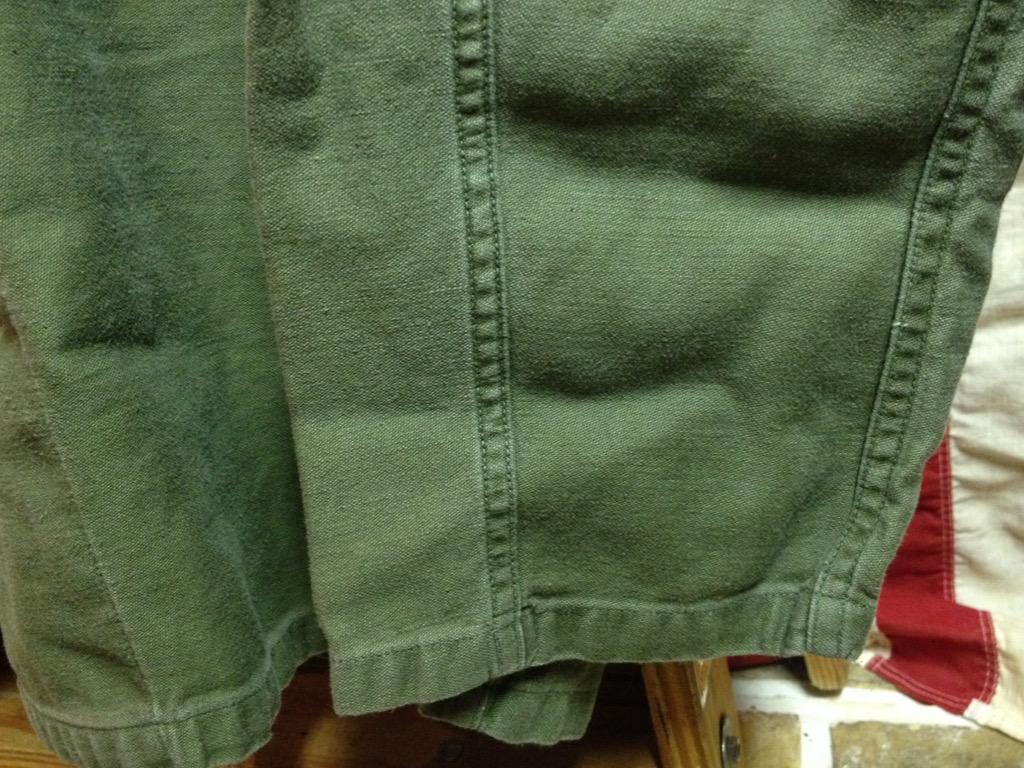 神戸店6/25(土)ヴィンテージ入荷!#3 30\'s U.S.M.C.  Metal Button Chino Trousers!!!(T.W.神戸店)_c0078587_21534997.jpg