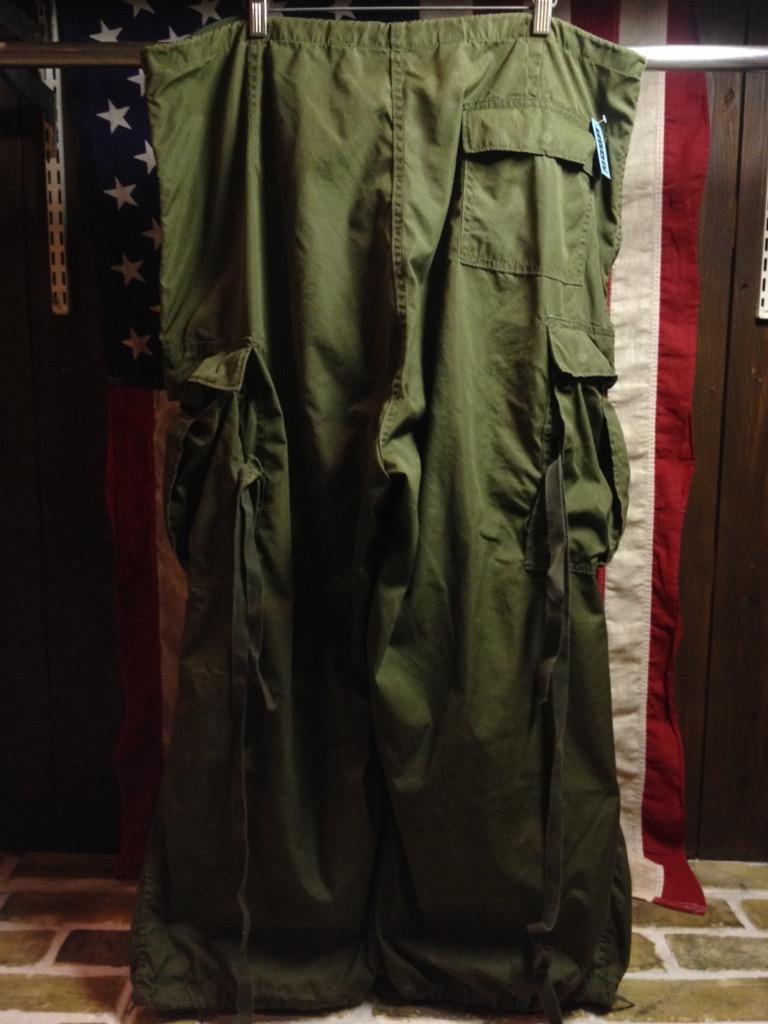 神戸店6/25(土)ヴィンテージ入荷!#3 30\'s U.S.M.C.  Metal Button Chino Trousers!!!(T.W.神戸店)_c0078587_21555618.jpg