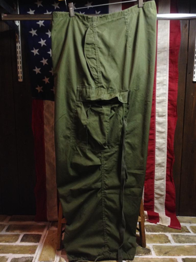 神戸店6/25(土)ヴィンテージ入荷!#3 30\'s U.S.M.C.  Metal Button Chino Trousers!!!(T.W.神戸店)_c0078587_2156699.jpg