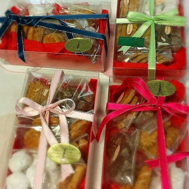 6月24日(金)  クッキー詰め合わせ_d0138307_22374654.jpg