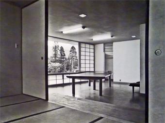 第57回・吉村順三記念ギャラリーに行きました。_c0195909_1446274.jpg