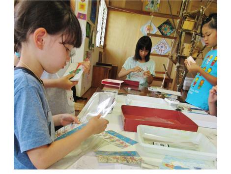 マーケットへ・小学生クラス(上高野)_f0211514_2233883.jpg