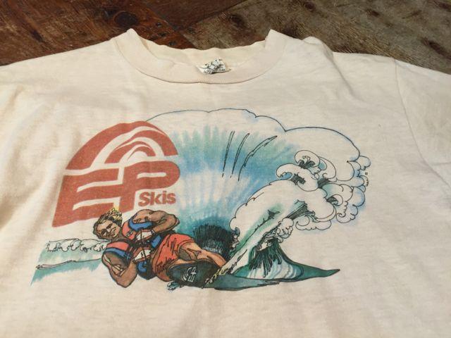 6月25日(土)入荷!  70s~ HANES  BEEFY Tシャツ!_c0144020_14281539.jpg