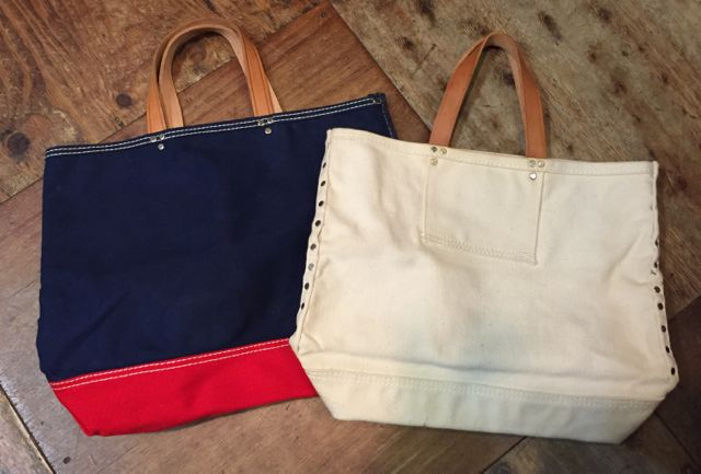6月25日(土)入荷!McGarry Leather Toto bag!_c0144020_15213991.jpg