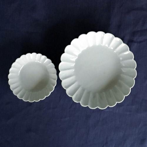 白磁輪花の親子。_a0026127_2054528.jpg