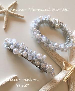 Summer Mermaid Baretta 2016♪_f0017548_08563272.jpg