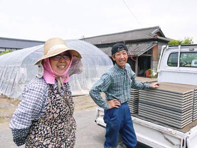 七城米 長尾農園 苗箱作り~美しすぎる苗床 惜しまぬ手間ひまで至高のお米を育てます(前編)_a0254656_17302881.jpg