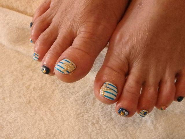 Bouder Foot Nail_a0239065_13250732.jpg