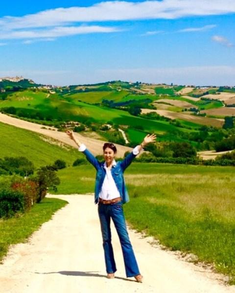 イタリア旅行2016 -マルケ州の田舎町にて-_a0138976_1459427.jpg