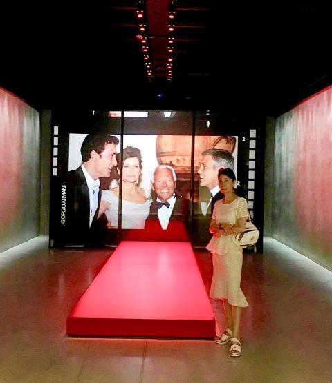 イタリア旅行・ミラノ -アルマーニ博物館-_a0138976_16564549.jpg